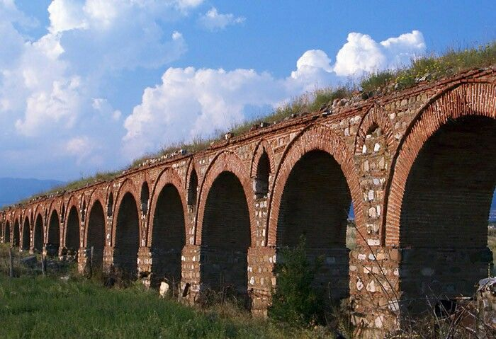 The Ancient Aqueduct