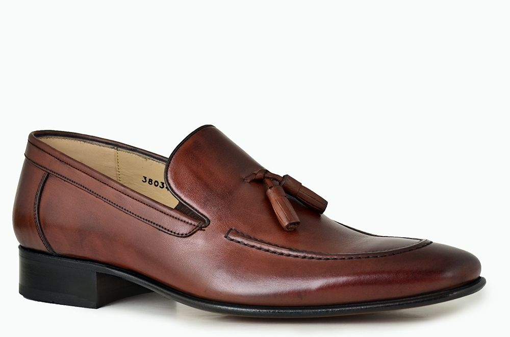 Look at these black slip-on mens shoes which have design elements that  stand out from the formal crowd. Be yourself!… | Pinterest