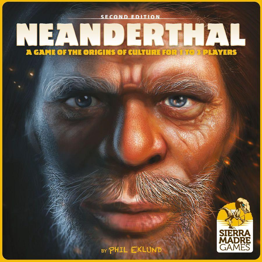 Neanderthal Image BoardGameGeek Neanderthal, Games