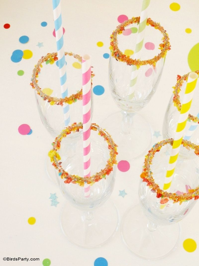 New Year\'s Eve Party Ideas for Kids | Diy party ideas, Confetti and ...
