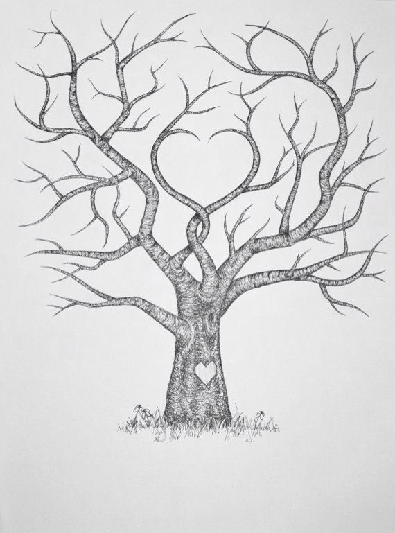 how to draw a family tree template - 570 769 trees