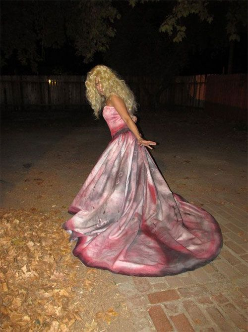Inspiring-Yet-Scary-Halloween-Costume-Ideas-For-Girls-Women-2013 - terrifying halloween costume ideas