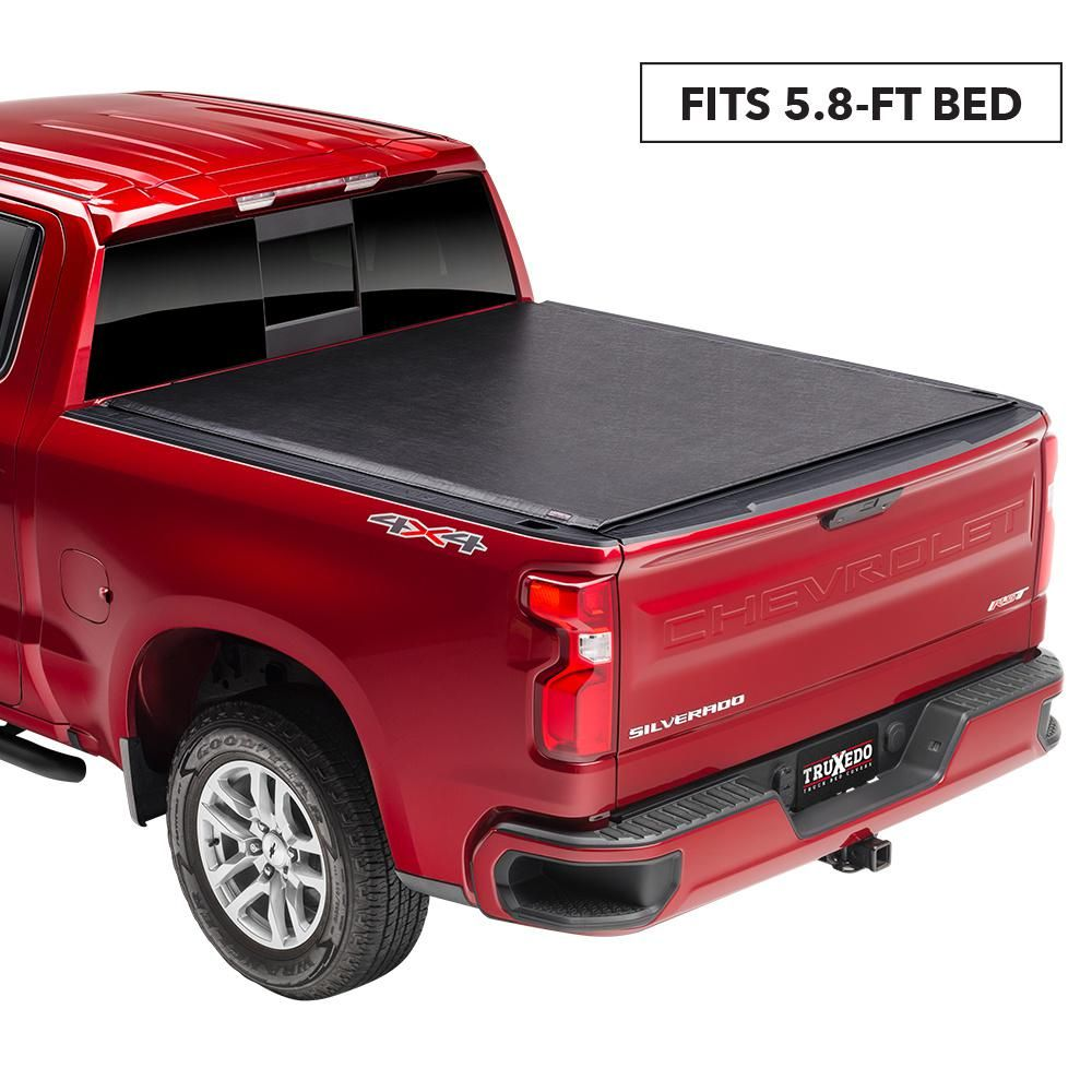 Lo Pro Tonneau Cover 19 New Body Style Chevy Silverado Gmc Sierra 5 Ft 9 In Bed Blacks Tonneau Cover Truck Bed Truck Bed Covers