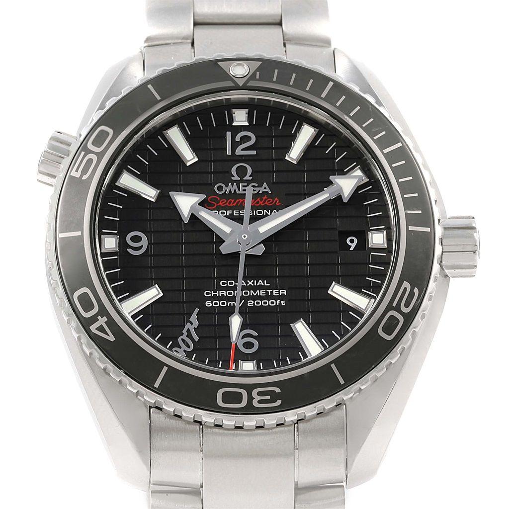 16476 Omega Seamaster Planet Ocean Skyfall 007 LE Watch