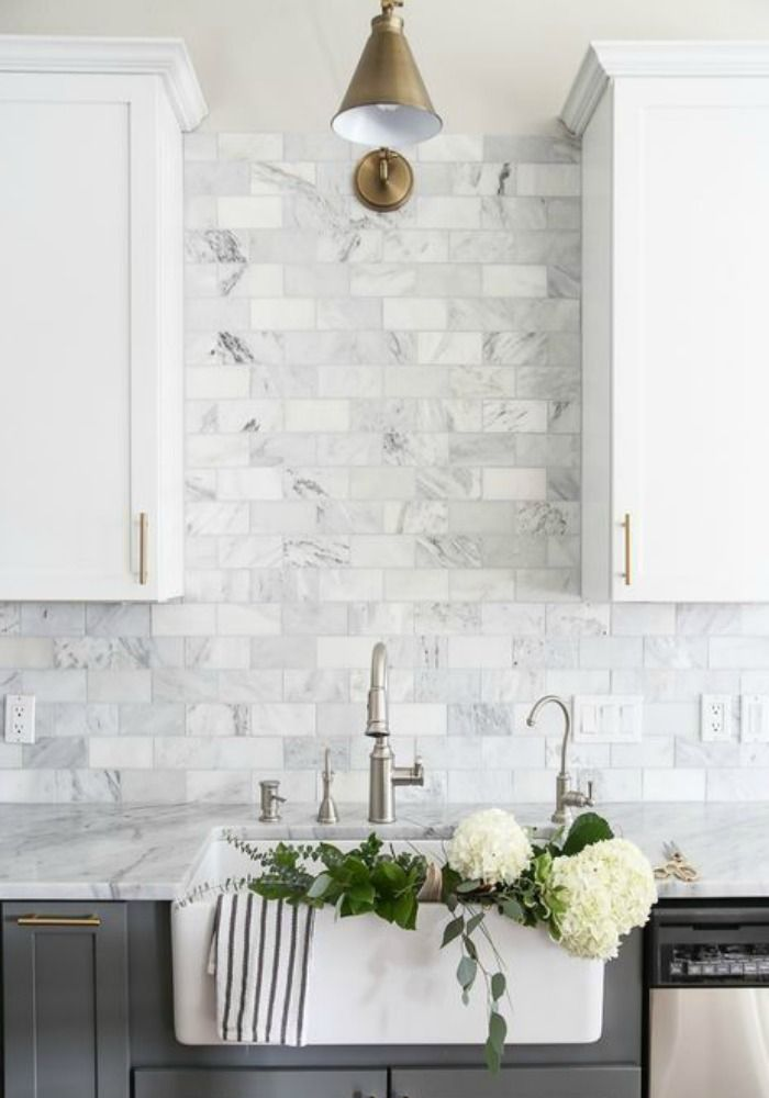 Beautiful House Grey And White Kitchen Inspiration Http Beautifulhouse