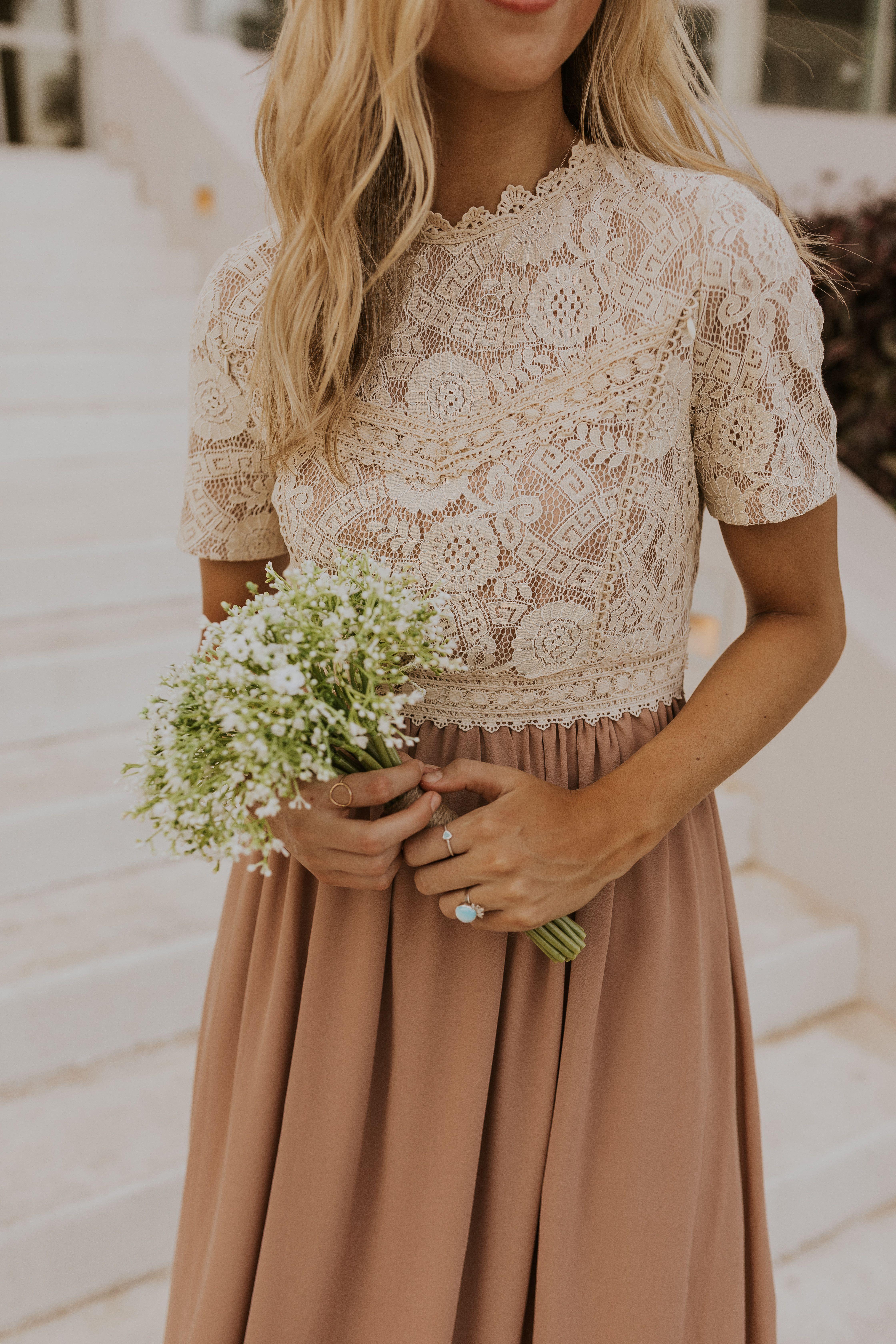 #kleider brautjungfer Bridesmaid Dress Guide for Every Wedding Style