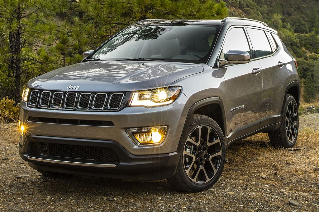 2018 Jeep Cherokee Vs 2018 Jeep Compass What S The Difference