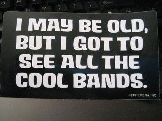 yup - The Who, Led Zeppelin, Iron Butterfly!