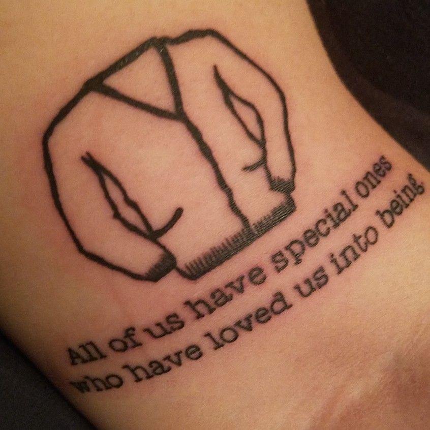 My Mister Rogers Tattoo J Tattoo Tattoo Inspiration Tattoos