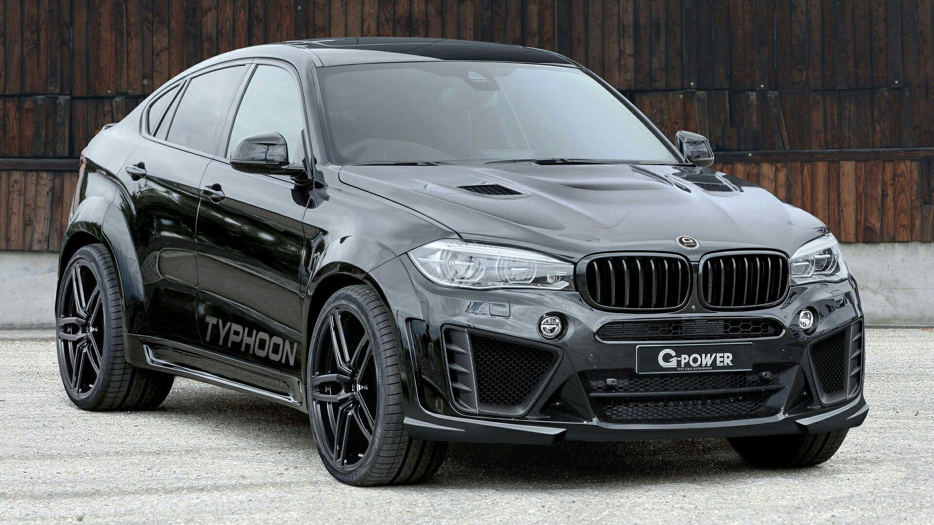 BMW x6 G-Power