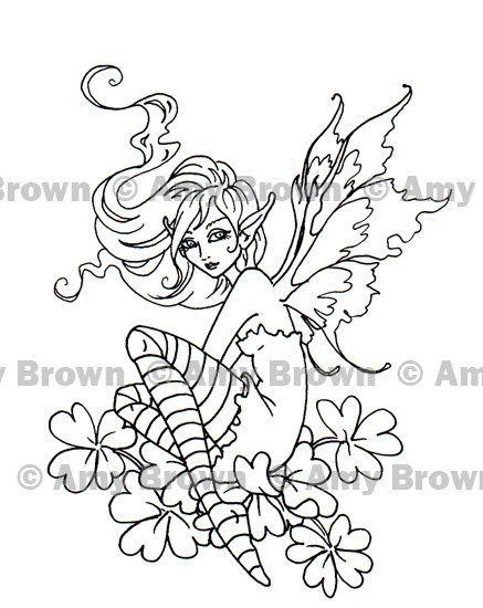 Pin de Patricia Iannone en Diseños - Hadas y Elfos | Pinterest | Amy ...