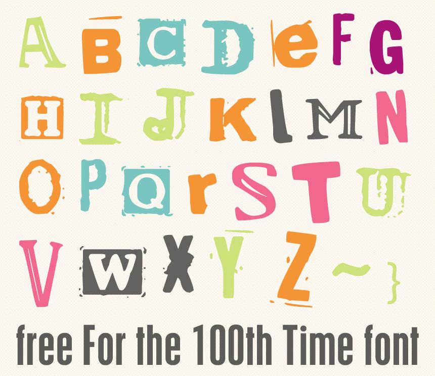 cute-scrapbook-font | Fuentes | Pinterest | Fonts and ...