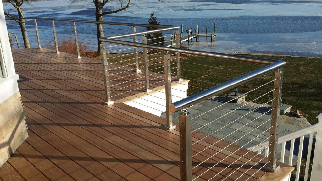 Stainless Steel Round Handrail