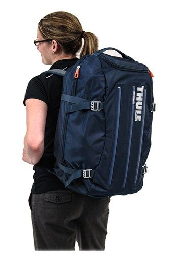 4d26de1ebd Thule Crossover Combination Backpack and Duffel Bag - 40 Liter - Stratus  Blue Thule Cargo Bags THTCDP-1STR