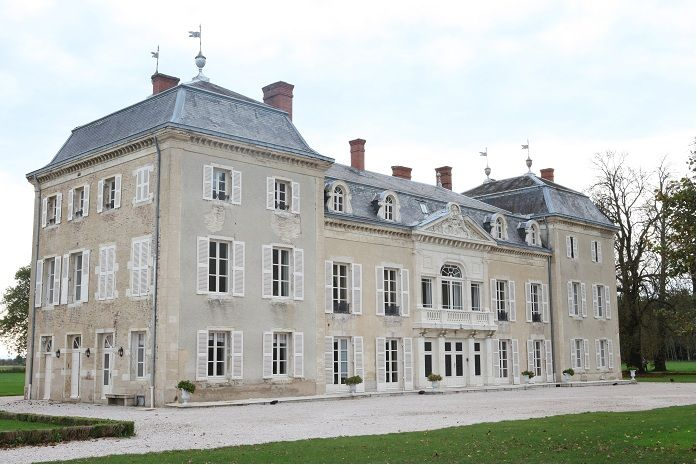 chateau de varennes ext rieur chateaux castles in france pinterest wedding venues and. Black Bedroom Furniture Sets. Home Design Ideas