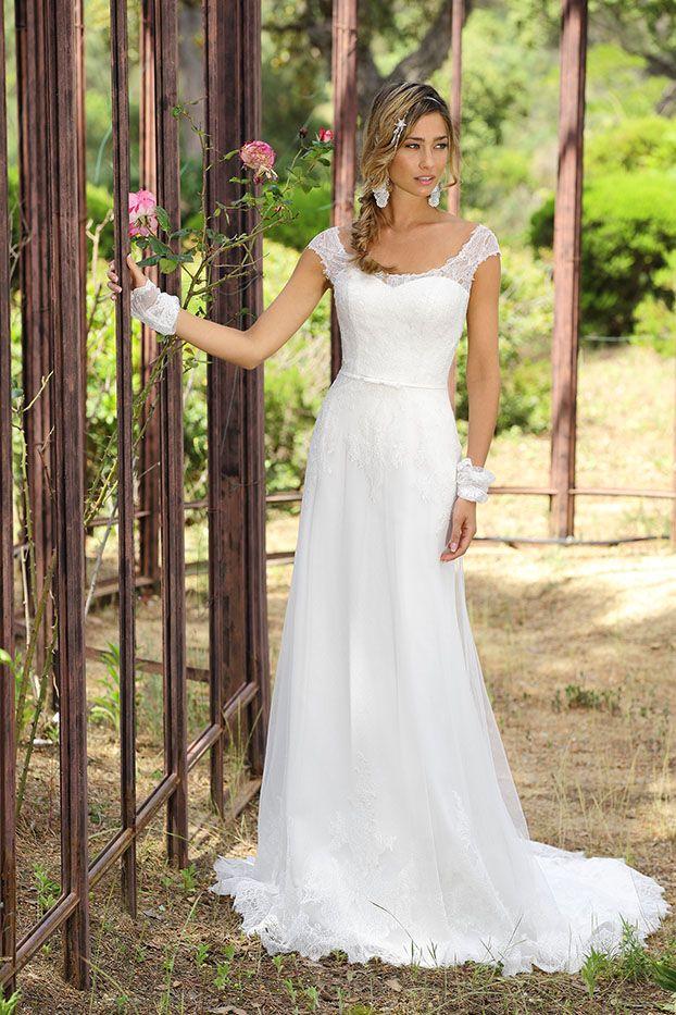 Bildergebnis Fur Brautkleid Romantisch Vintage Brautkleider