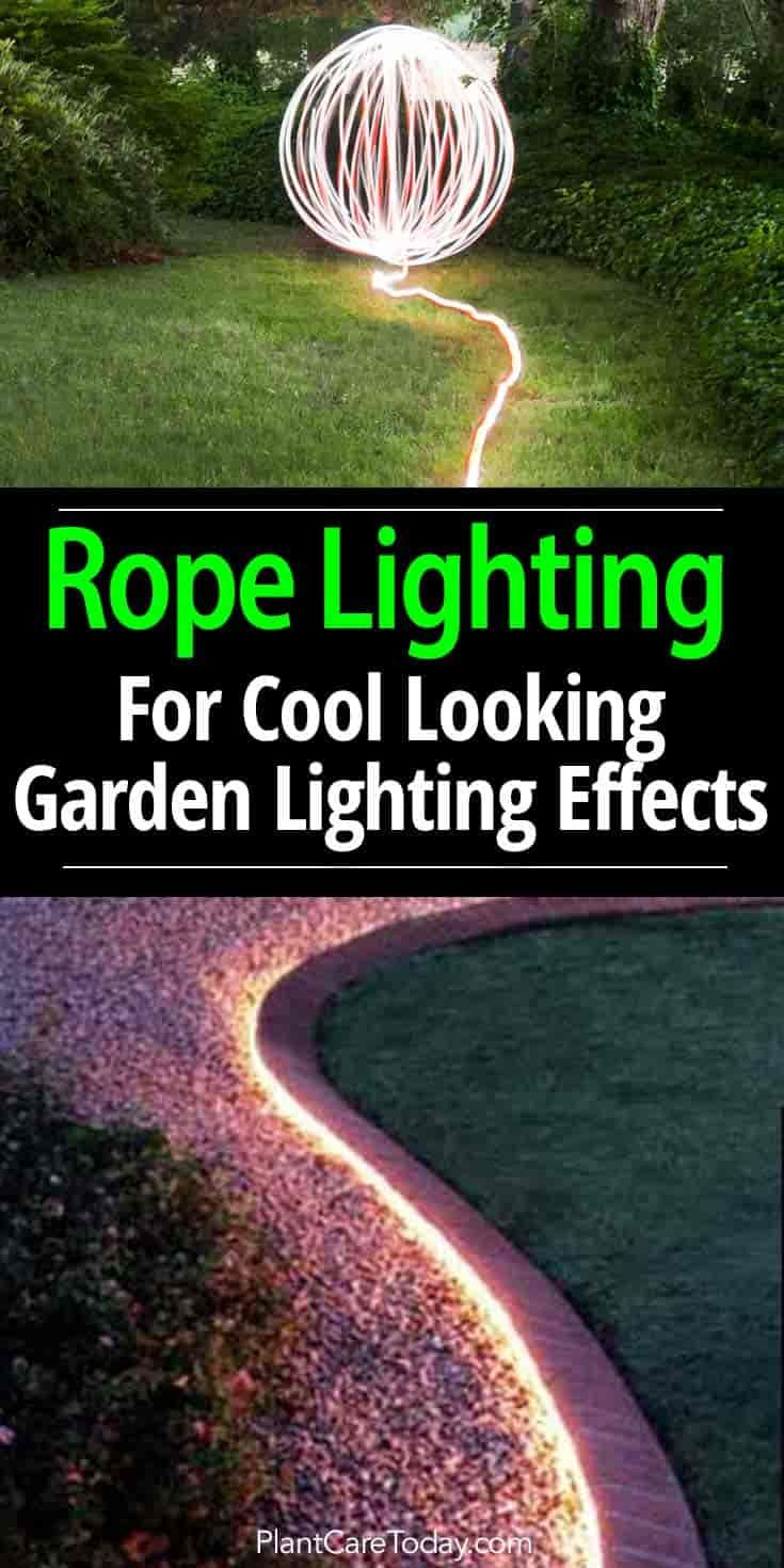 How To Use Rope Lighting For A Cool Looking Effect Best Of