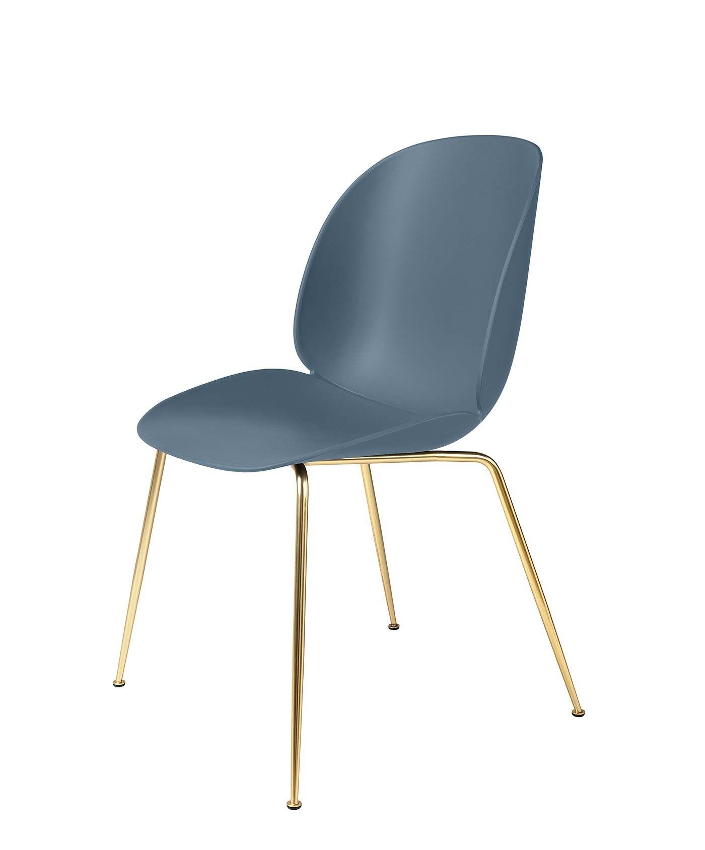 Gubi Beetle Dining Chair Unstoffed Strongline Met
