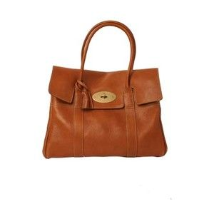 Mulberry Bayswater in Tan