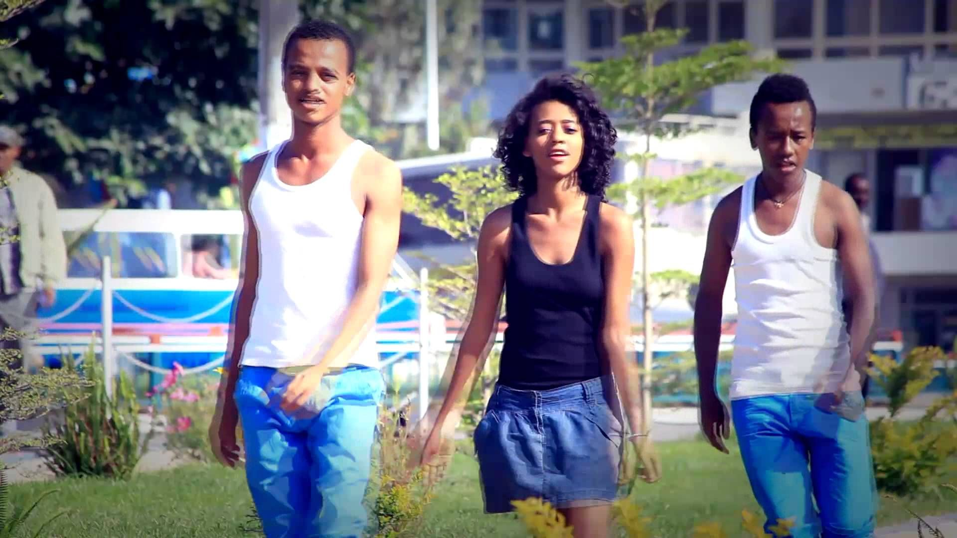New Oromo (Africa) Music Clip from Oromia by Ifaa Talilaa Caalii