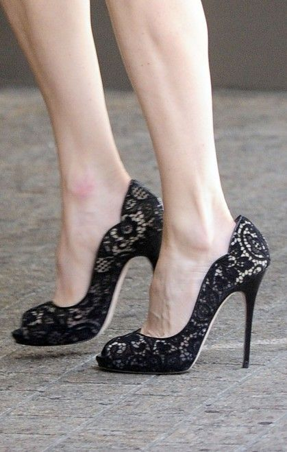 4383d5149e96 Not generally a heel person but I LOVE these!
