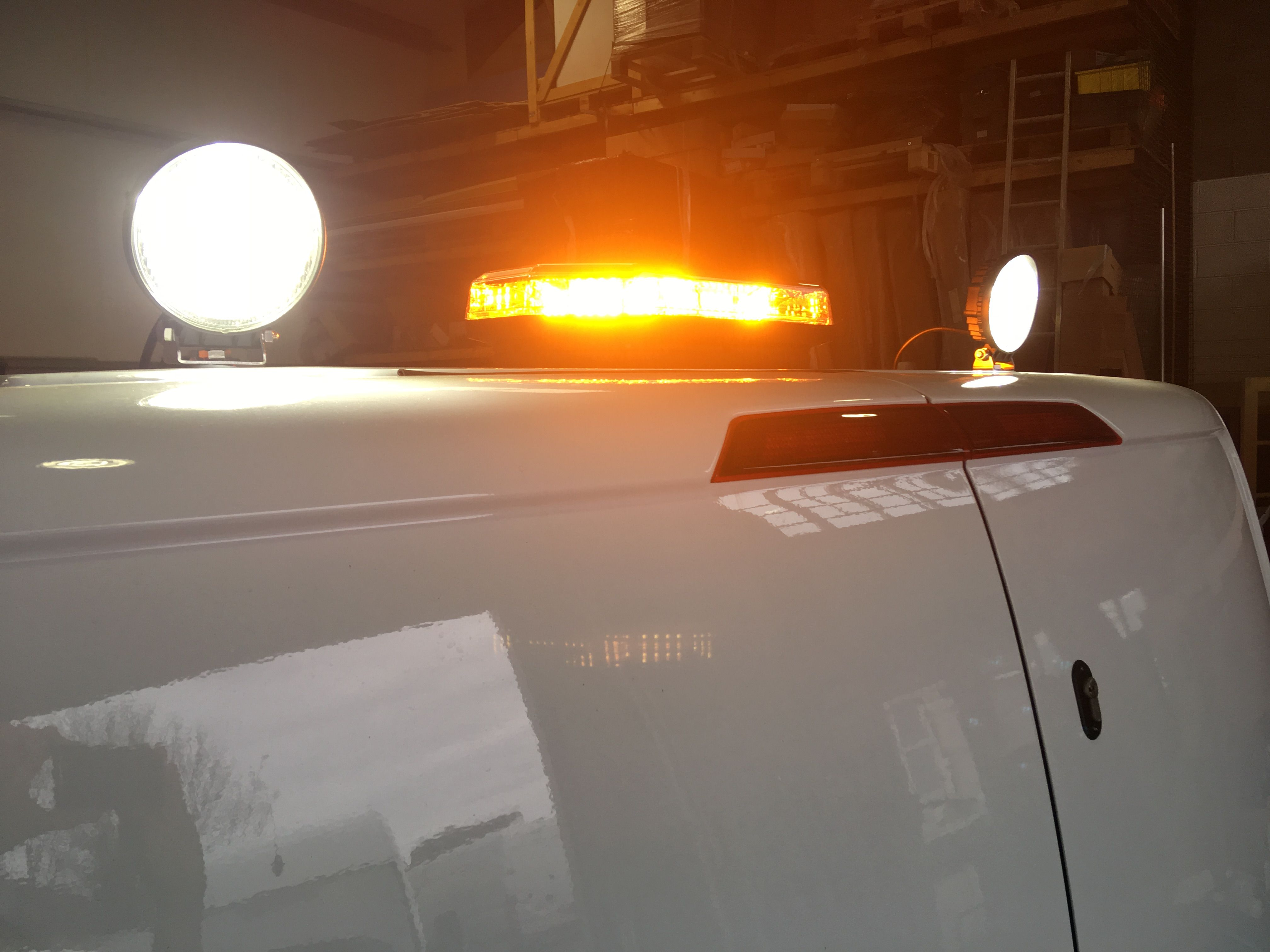 Vehicle Lighting Electical Vehicle Accessories Ltd Work Lights Transit Custom Exterior Lighting