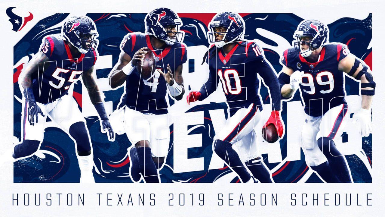 Houston Texans game live stream