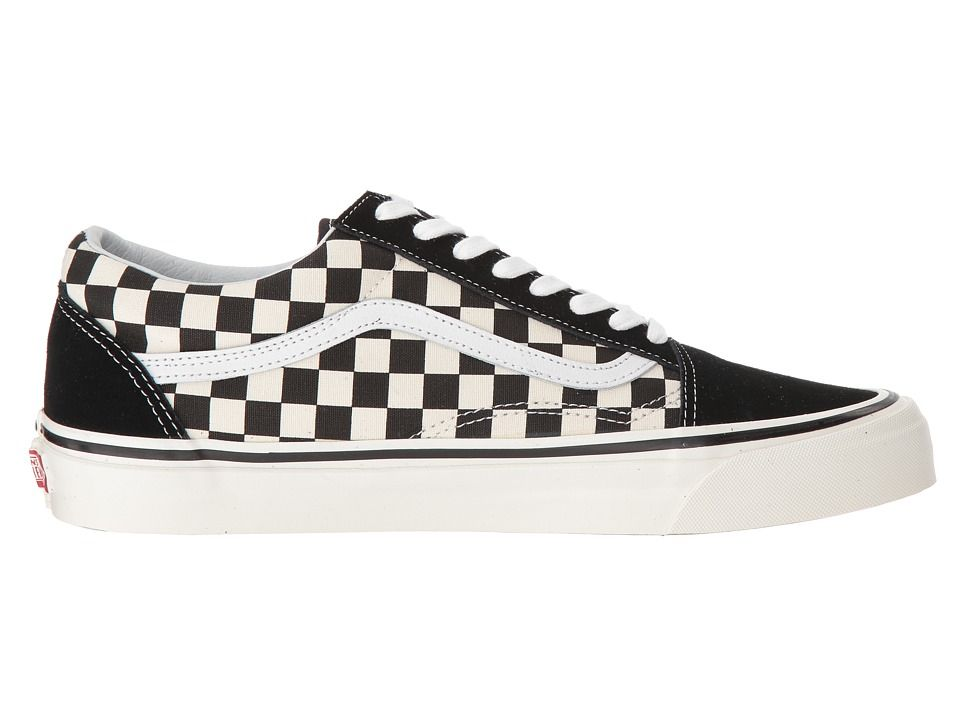 Vans UA Anaheim Factory Old Skool 36 DX Shoes BlackCheck