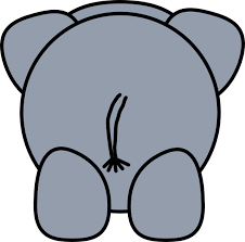 cartoon elephant - Buscar con Google