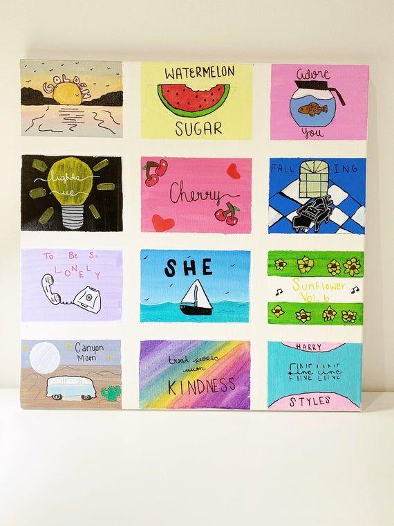 Harry Styles Fine Line Album Art