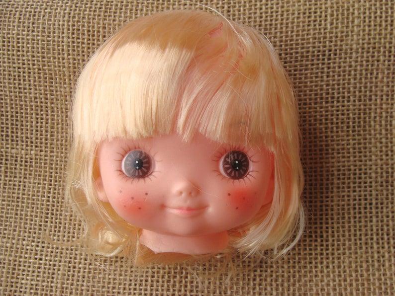"3 1//2/"" Doll Head"