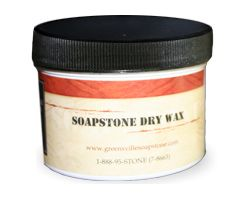 Dry Wax   Alternative To Mineral Oil For Soapstone Countertops   Provides  Low Luster Finish/ Does Not Require Continuous Reapplication