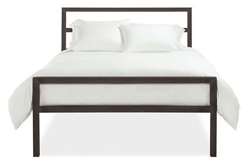 Parsons Bed Modern Contemporary Beds Modern Bedroom