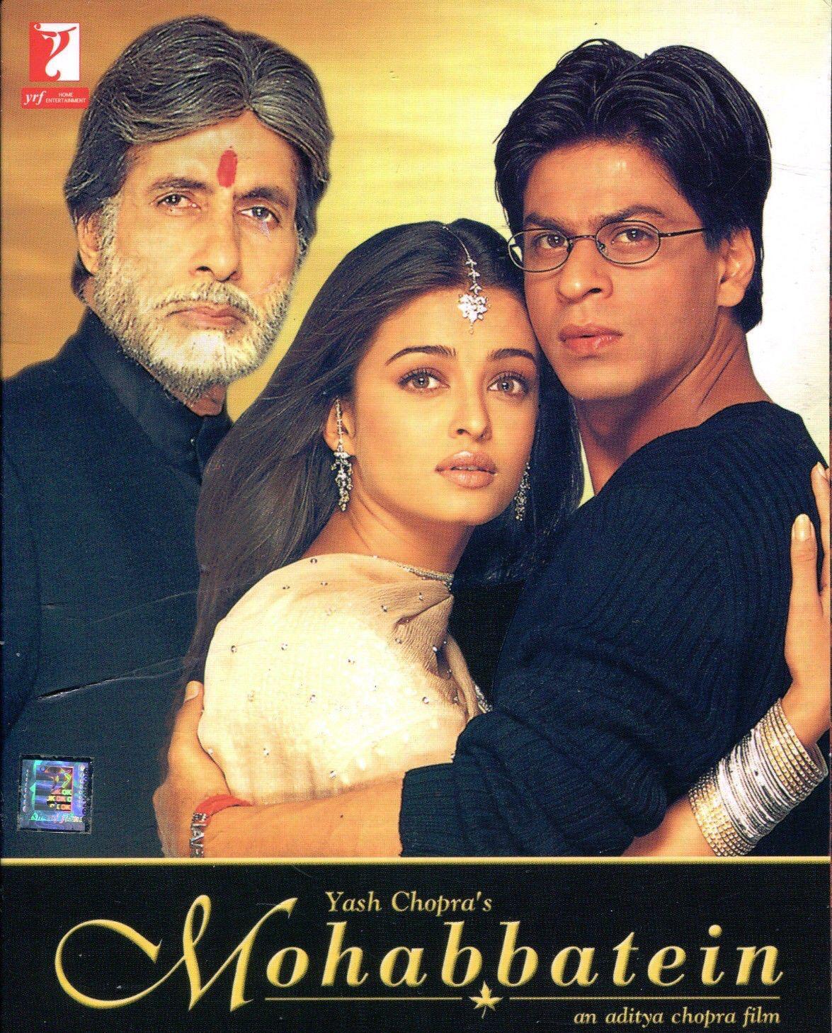 Mohabbtein Shahrukh Khan Bollywood Indische Schauspielerinnen