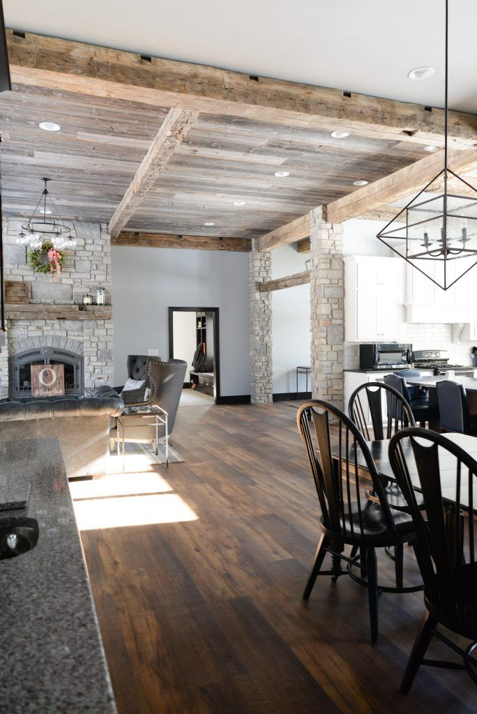 Flooring Coretec Plus Montrose Oak Vinyl Plank