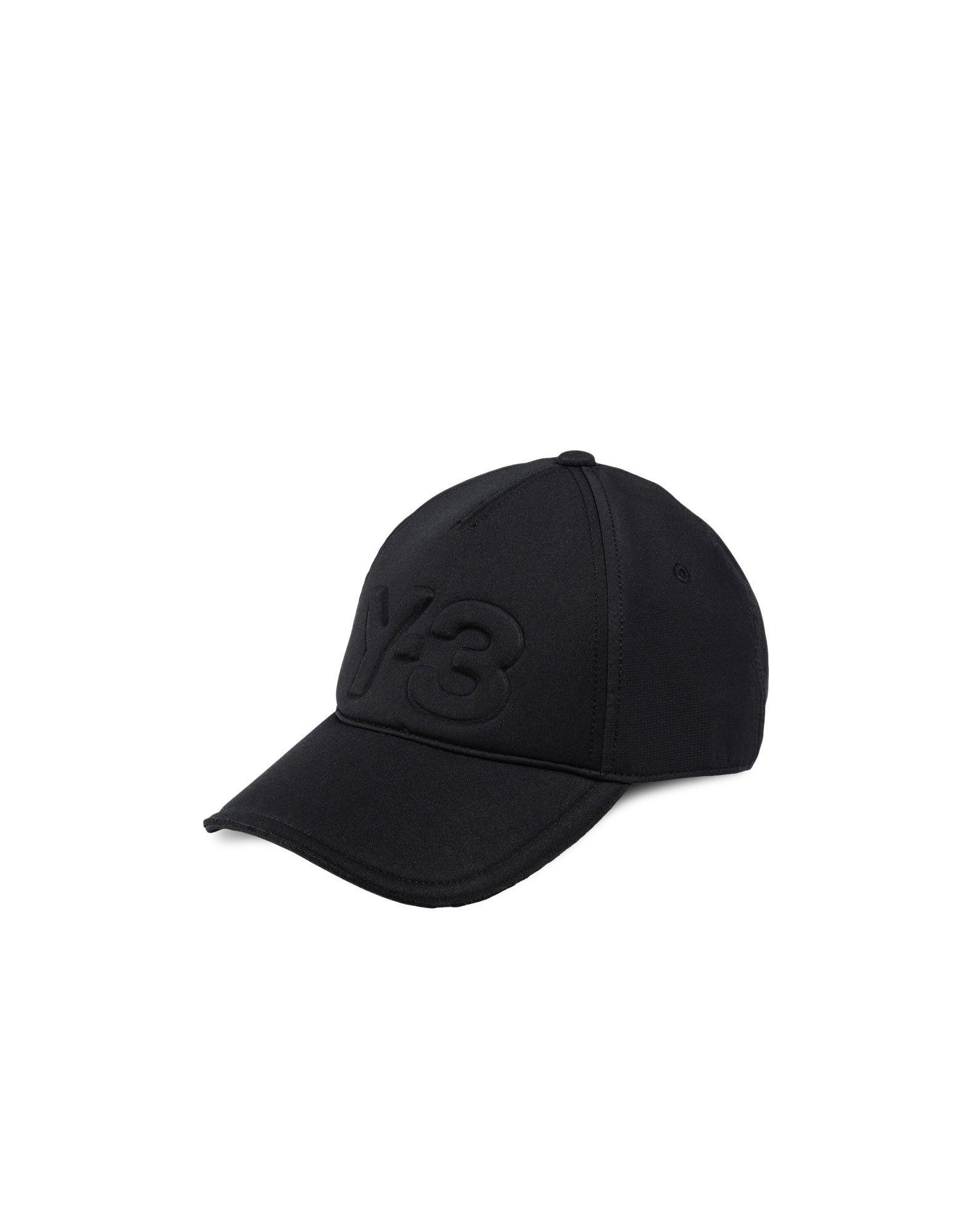 51bc15c2078 Y-3 DEBOSSED CAP