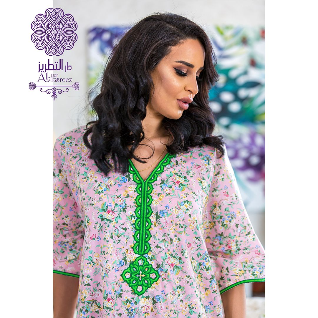 Dress Cotton Classic Dress With Embroidery Price 500 Qar Size Free Size جلابيات قطر دراعات قطر دار التطريز رمضا٢١٠٨ رمضا Fashion Classic Dress How To Wear