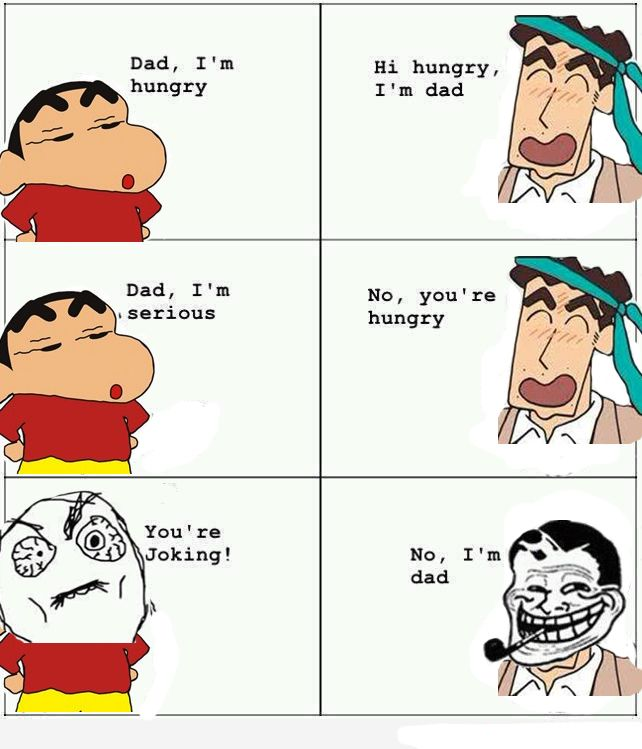 Shinchan Facebook Funny Cartoon Memes Funny Cartoons Jokes Cartoon Jokes