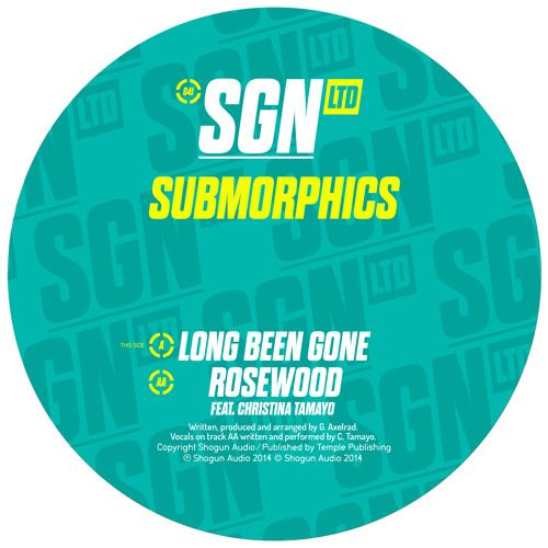 Submorphics - Long Been Gone (OUT NOW) by SGN:LTD #DrumandBass #Music https://playthemove.com/submorphics-long-been-gone-out-now-by-sgnltd/