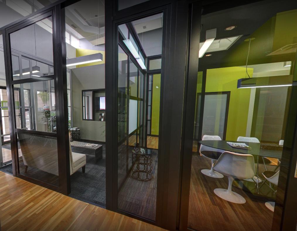 Visit Our Denver Showroom To Find A Modern Interior Sliding Glass
