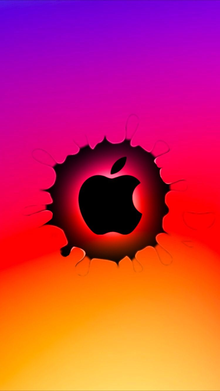 Pin By Natalie Mora On Apple Iphone Apple Logo Wallpaper Iphone Apple Wallpaper Apple Logo Wallpaper