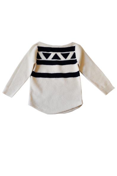 sweater, simple yet strking