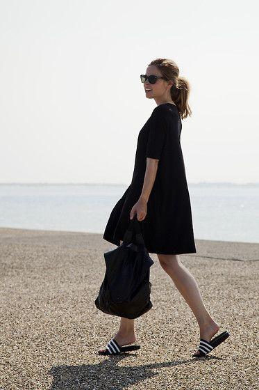 adidas 'Adilette' Slide Sandal (Women | Fashion clothes
