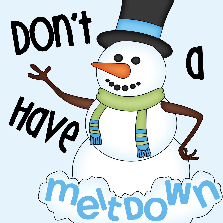 Product Spotlight Coping Skills Snowman Activity