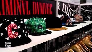 criminal damage clothing - YouTube