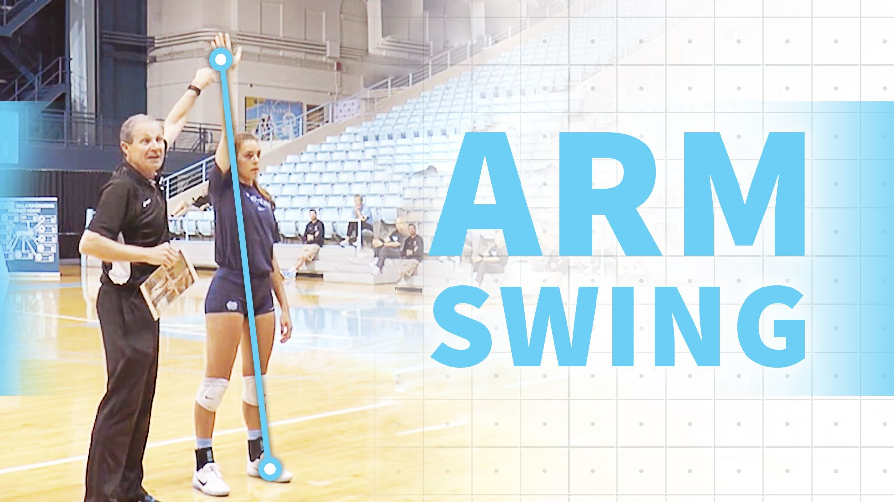Attacking Principles Arm Swing The Art Of Coaching Volleyball Volleyball Skills Volleyball Workouts Volleyball Training