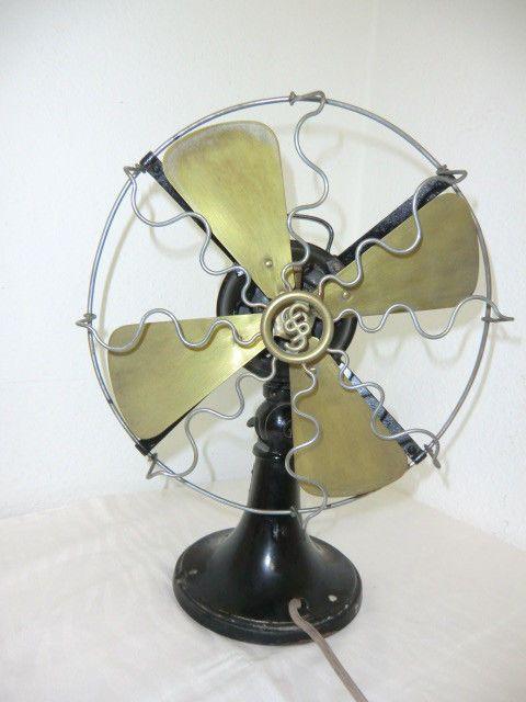 Alter Siemens Schuckert  Ventilator O
