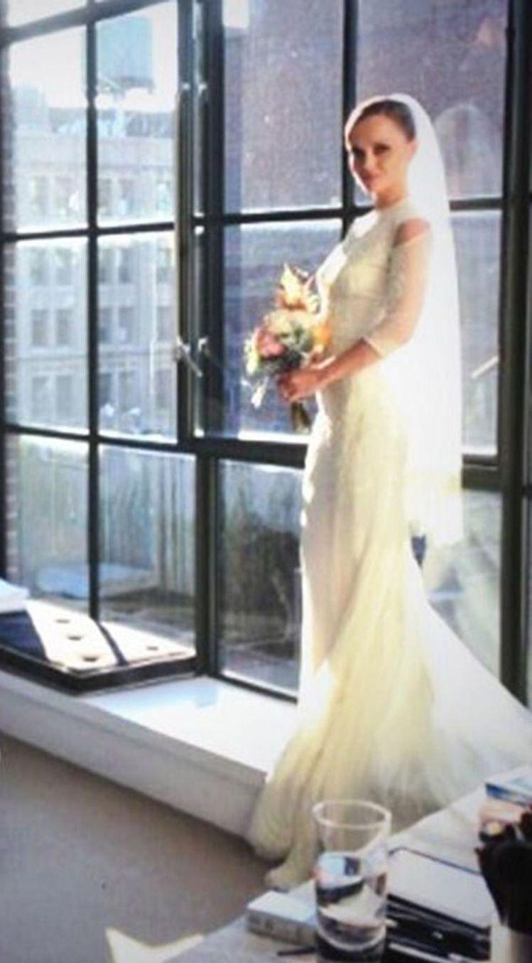 Grasie and damien wedding dresses