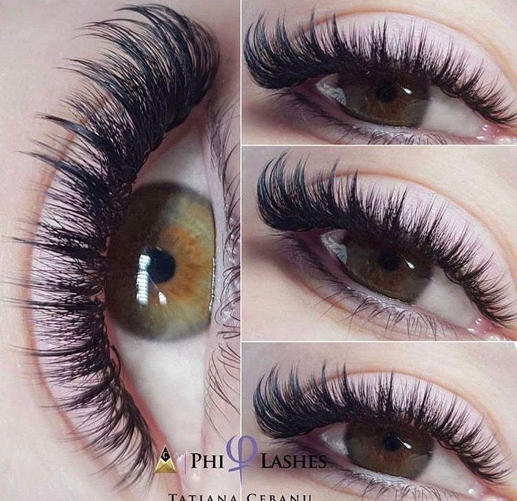 Covo Eyelash extension styles Eyelash extensions