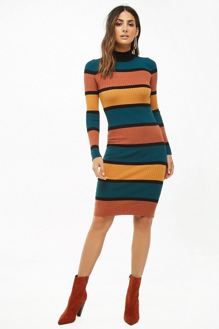 33++ Striped sweater dress ideas in 2021
